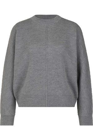 Drykorn DAMES lene trui grijs lene-6300
