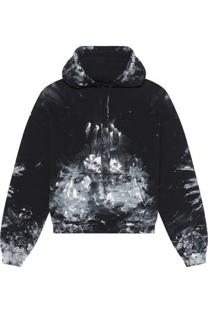 Balenciaga Painter Fitted Hoodie