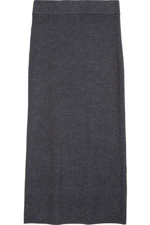 Drykorn Women Skirts - Dames Gadi Rok Grijs gadi-6300