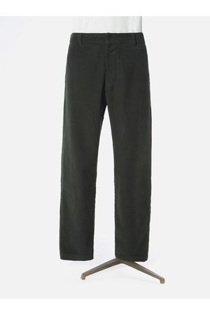 Universal Works Cord Military Chino - Forest