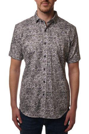Robert Graham Men's Firestone Short Sleeve Button-Up Shirt