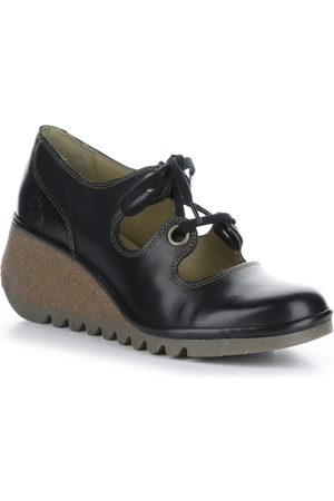 Fly London Women's Nely Wedge Loafer