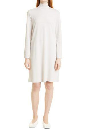 Max Mara Women's Trento Mock Neck Long Sleeve Dress