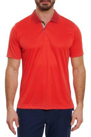 Robert Graham Men's Ace Polo Shirt