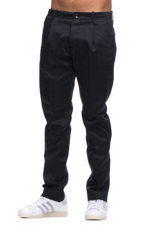 Nine In The Morning Pants for men 9FW21FL80BLUNAVY
