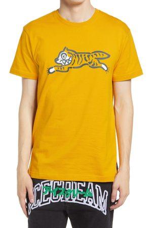 ICECREAM Men's Tiger Cotton Graphic Tee
