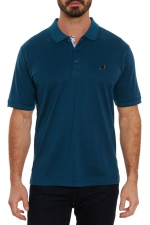 Robert Graham Men's Archie Short Sleeve Polo