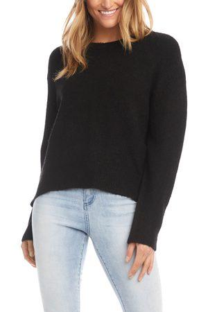 Karen Kane Women's High-Low Creweneck Sweater