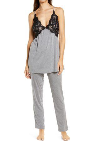 Natori Women's Lace Trim Pajamas