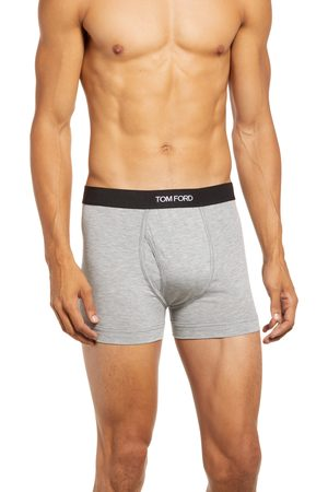 Tom Ford Men's 2-Pack Stretch Jersey Boxer Briefs