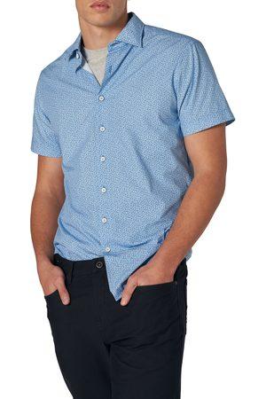 Rodd & Gunn Men Short sleeves - Men's Speargrass Flat Cotton Short Sleeve Button-Up Shirt