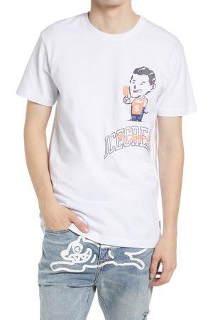 Icecream Men's Bobble Cotton Graphic Tee