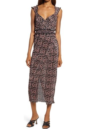 Saylor Women's Claudette Sleeveless Midi Dress