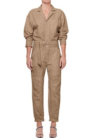 Citizens of Humanity Women's Willa Cotton Utillity Jumpsuit