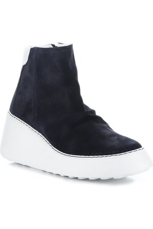 Fly London Women's Dabe Wedge Bootie