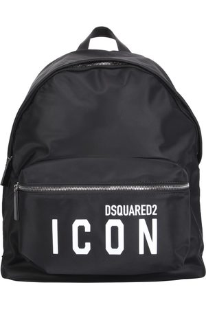 Dsquared2 BACKPACK WITH ICON PRINT