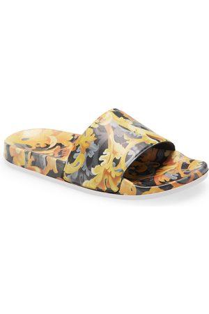 Versace Toddler Barocco Slide Sandal