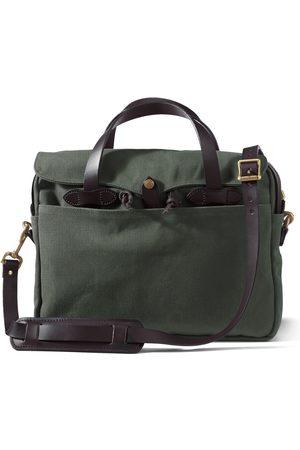 Filson Men Laptop Bags - Rugged Twill Original Briefcase - Otter