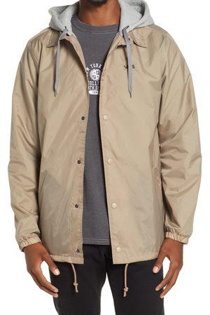Vans Men's Men's Riley Water Repellent Rain Coat