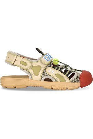 Gucci Men Sandals - Mixed Logo Sneakers Sandals Sneakers Man