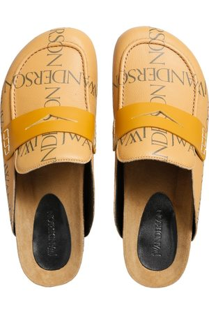 J W Anderson LEATHER MULES