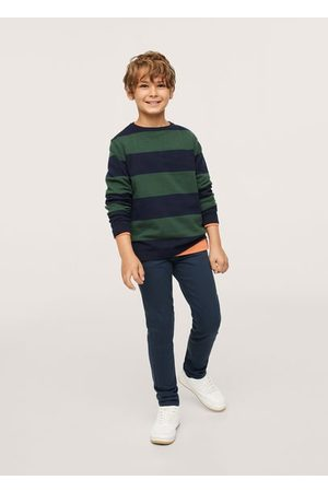 MANGO Slim-fit cotton pants