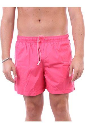 FEDELI Sea shorts Men Coral
