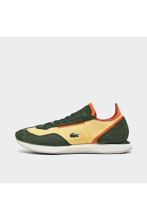 Lacoste Men Casual Shoes - Men's Match Break Casual Shoes Size 7.5
