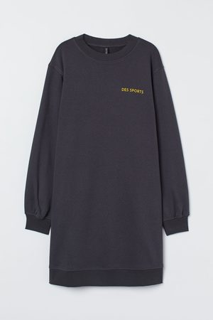 H & M Sweatshirt Dress