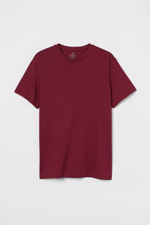H & M Regular Fit Crew-neck T-shirt