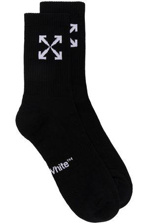 OFF-WHITE Men Socks - Arrows knitted socks