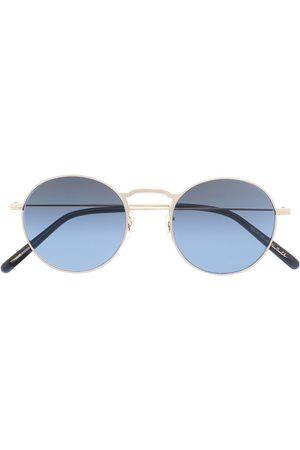 Oliver Peoples Weslie round-frame sunglasses