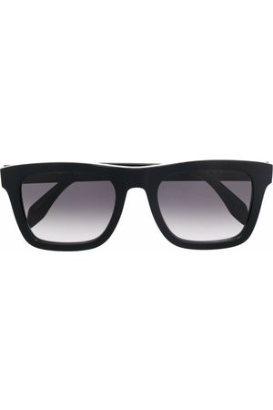 Alexander McQueen Eyewear Square tinted sunglasses