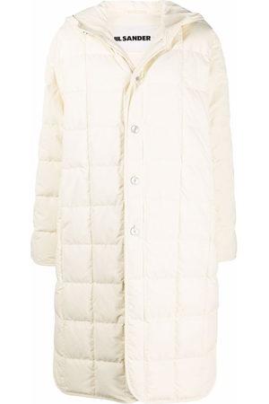 Jil Sander Insulator 01 padded coat - Neutrals