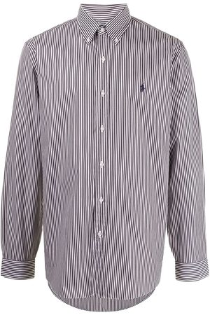 Polo Ralph Lauren Polo Pony-embroidered striped shirt