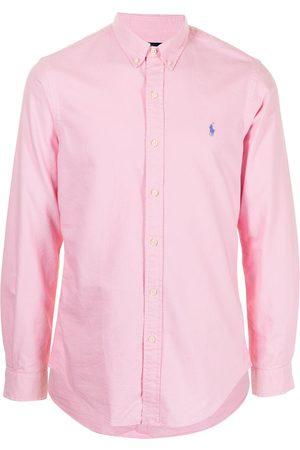 Polo Ralph Lauren Polo Pony embroidered Oxford shirt