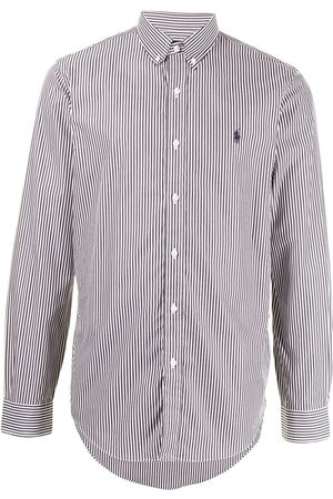 Polo Ralph Lauren Polo Pony cotton poplin striped shirt