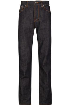 Nudie Jeans Men Straight - Steady Eddie II straight-leg jeans