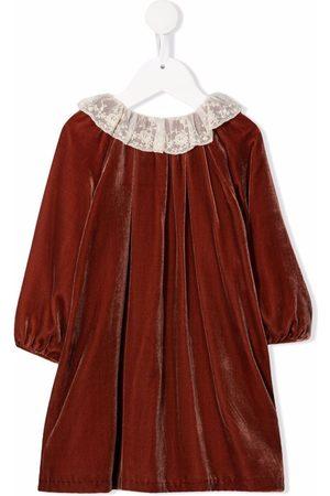 Bonpoint Habillee-flavili velvet dress
