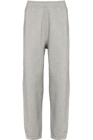 Nike Men Sweatpants - NRG Solo Swoosh track pants - Grey