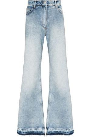 DUOltd Men Wide Leg - Flared wide leg jeans
