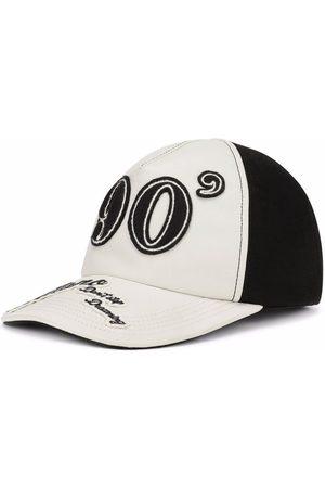 Dolce & Gabbana Women Caps - 90's logo patch baseball cap