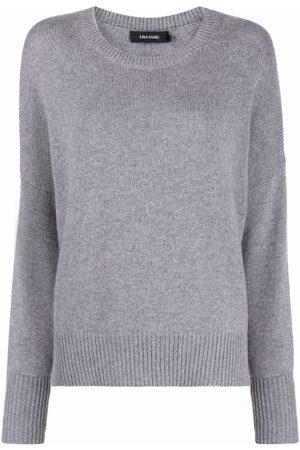 Lisa Yang Mila cashmere jumper - Grey