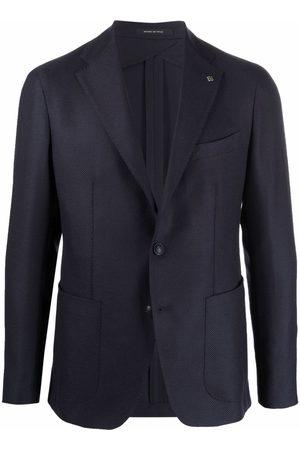 TAGLIATORE Men Blazers - Single breasted blazer