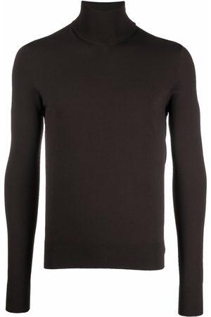 Bottega Veneta Men High Necks - Techno Skin high-neck top