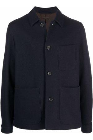Ermenegildo Zegna Button-down shirt jacket