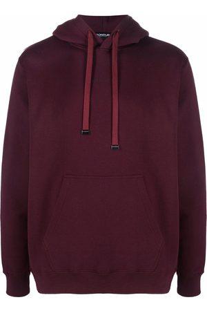 Dondup Logo-print cotton hoodie