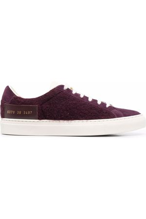 Common Projects Two-tone lace-up sneakers