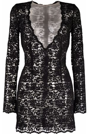 Dolce & Gabbana Women Party Dresses - Mini lace dress