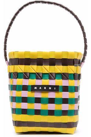 Marni Woven shoulder bag